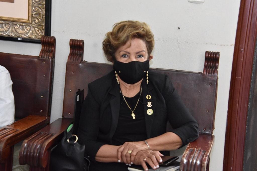 Regidora Sonia María