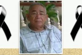 Muere Adriano de la Cruz Aponte (Yanin), ex empleado del Banco Agrícola