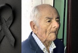 Lamentan fallecimiento de Gregorio Brito (Don Goyo)