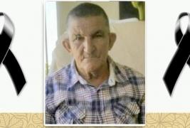 Fallece el señor Fausto Vargas