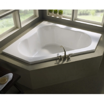 Eljer  Triangle Soaking Tub  Product Detail