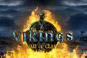 viking war of clans mod apk android