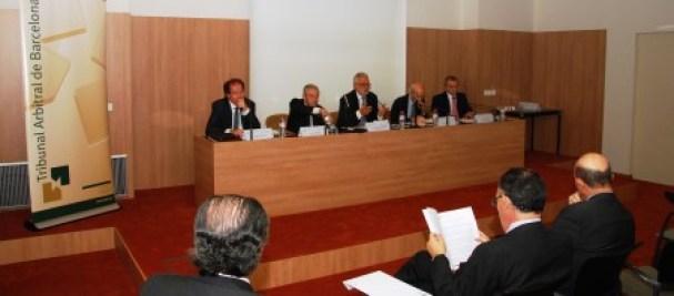 Curso Arbitraje TAB-UIC Barcelona Oct15