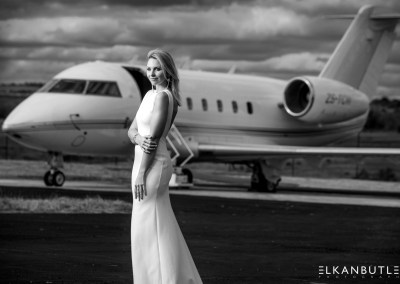 Airfield Engagement Shoot Elkan Butler