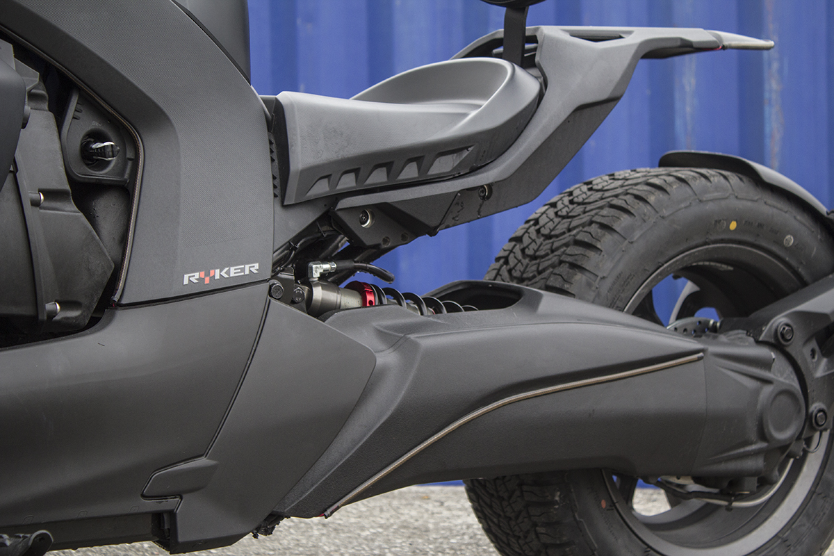 can am ryker rally shocks now available