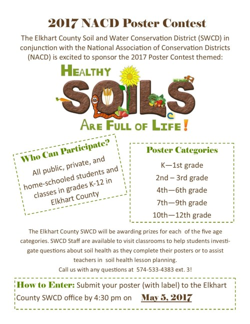 small resolution of Poster Contest 2017 – Our mission is to assist landusers and other agencies  in the wise use of natural resources in Elkhart County.