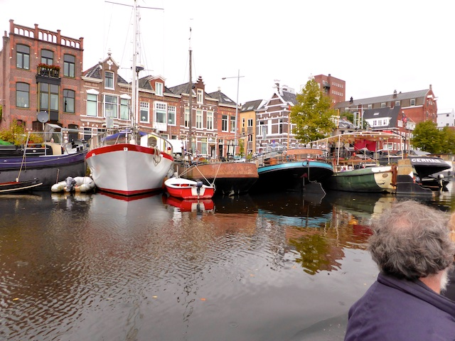 Grachtenfahrt Groningen 2015 09 14 Foto Elke Backert