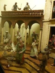 Neapolitanische Krippe Museo Palau March Palma de Mallorca (3)