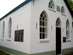 Bourtange Kleinste Synagoge der Welt (1)