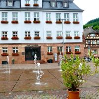 "Churfranken: Miltenberg, ""die Perle am Main"""