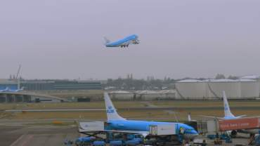 KLM introduceert wireless entertainment aan boord van Boeing 747's 10