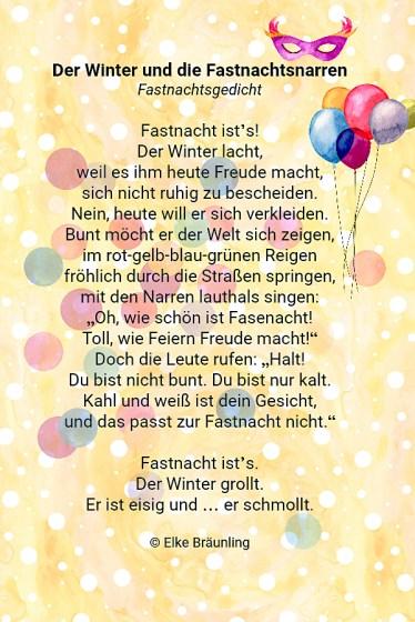 Der winter gedicht