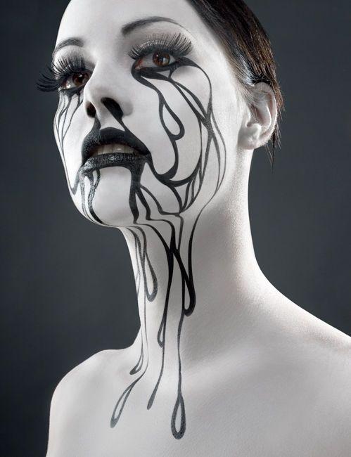 Beautiful Halloween Makeup Ideas 6