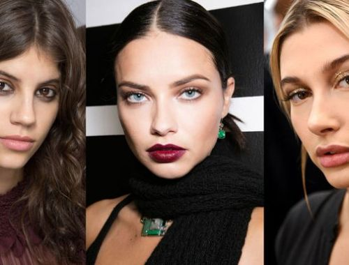 NYC Fashion Week Fall/Winter '18 Brow Trends 2