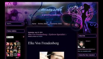 dBeauty Junkie: Elke Von Freudenberg :: Eyebrow Specialist ::.jpeg