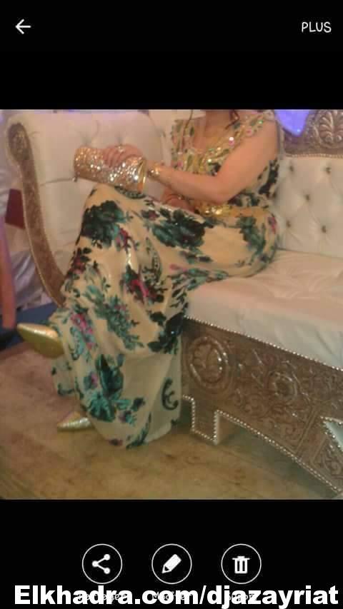 جديد فساتين تصديرة العروس  الجزائرية 2017