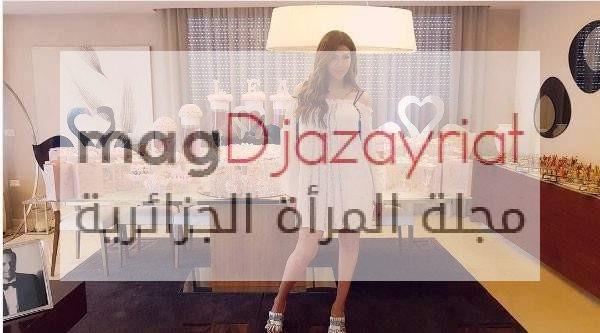 """بالفيديو : اول ظهور للنجمة المتالقة أمل بوشوشة بعد إنجاب مولودتها """"ليا"""""""