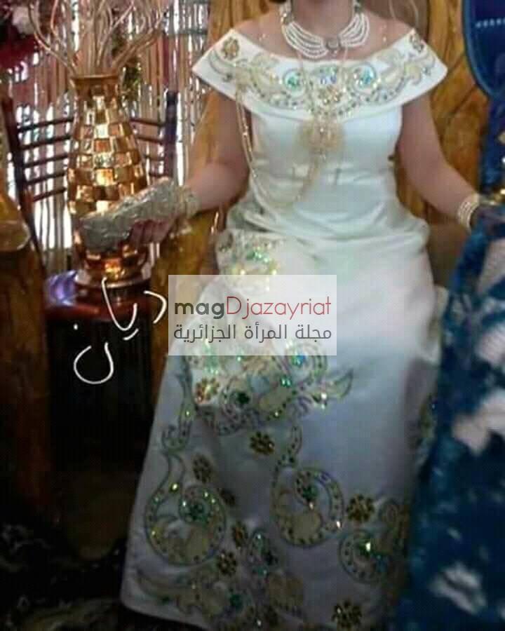 تصديرة العروس الجزائرية العصرية 2018