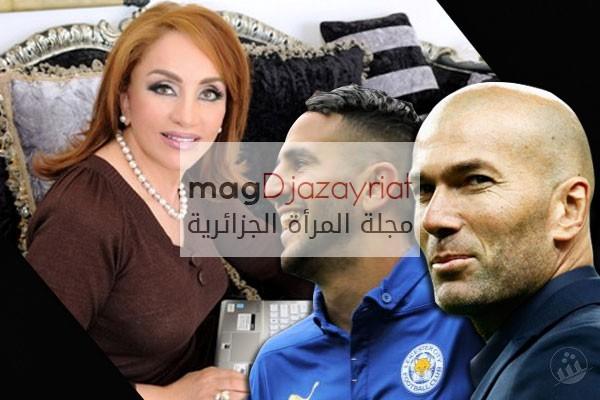 أحلام مستغانمي : فخورة برياض محرز وزيدان ليس جزائريا!