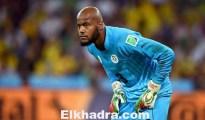 CAN 2017, Algérie - Tunisie: Rais M'Bolhi forfait 6