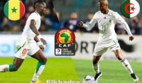 CAN 2017, Algérie: la Formation rentrante face au Sénégal 2