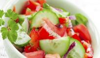 Voici pourquoi il ne faut jamais mélanger les concombres avec les tomates 8
