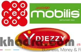 Comment se désabonner des services Ooredoo Ranini, Djezzy Ranati et Mobilis Naghmati 67
