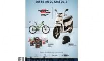 Peugeot Scooters au salon de la moto d'Alger 2017 : jusqu'à 35 000 da de remise 8