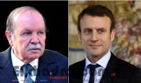 Bouteflika félicite le nouveau président français Emmanuel Macron 31