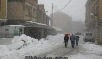 Météo Algérie : Des chutes de neige lundi sur les reliefs de l'Ouest dépassant les 900 mètres 27