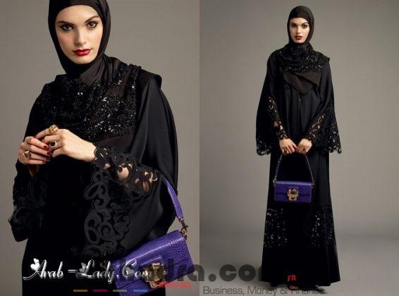 Top 10 des plus belles idées d'Abaya chic et moderne pour femmes tendance 2018 3