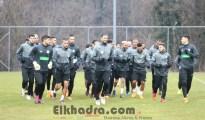 Equipe National D'Algerie :la première séance d'entrainement sur les terres autrichiennes 27