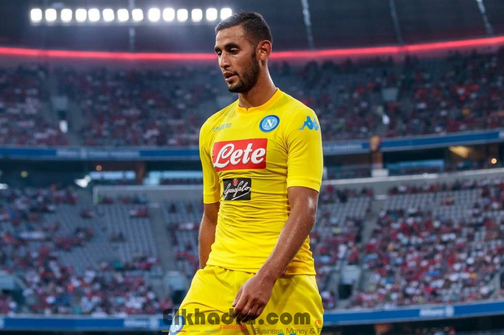 Ghoulam : Un match Manchester United-Liverpool ? 2