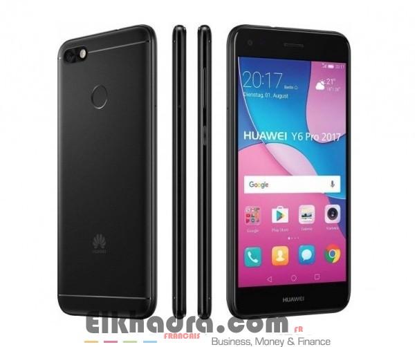 Le Huawei Y6 Pro 2017  en Algérie – prix et caractéristiques 2