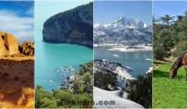 PHOTOS : Les 10 parcs naturels d'Algérie 19