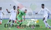 CAN 2019 (U20) – Eliminatoires : battus par le Ghana (2-0), Elkhadra éliminés 25