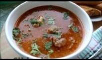 chorba frik jari soupe algerienne / recette 52