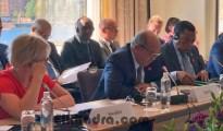 Début de la réunion ministérielle des pays d'Afrique et des pays Nordiques 31