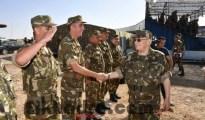 Gaïd Salah salue les résultats réalisés en matière de lutte antiterroriste et de sécurisation des frontières 7