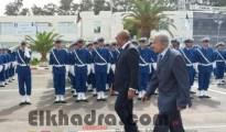 Bedoui vante le professionnalisme acquis par la police algérienne 18