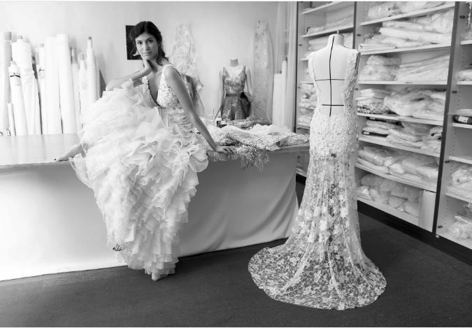 PHOTOS : Les plus belles Robes de mariée collection 2019 3