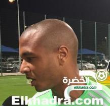 ياسين براهيمي : قطر فريق جيد مع مدرب رائع وستكون مواجهة جيدة ونأمل أن نفوز بها 31