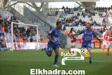 الجزائري سعيد بن رحمة هداف و يقود نيس للفوز على ماندي و ريمس 29