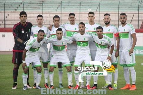الكاف تأجل مباراة المنتخب الجزائري الأولمبي ضد غانا 24