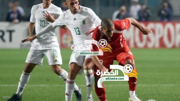 الفاف تمنع تصوير اللقاء الودي بين الجزائر وتونس 24