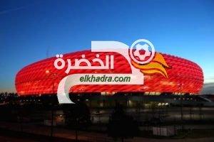 """البايرن تبني مسجدا في ملعب  """"آﻟﻴﺎﻧﺰ آﺭﻳﻨﺎ"""" 25"""