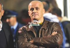 عمر صخري خلفا لغريب على رأس نادي مولودية الجزائر 47