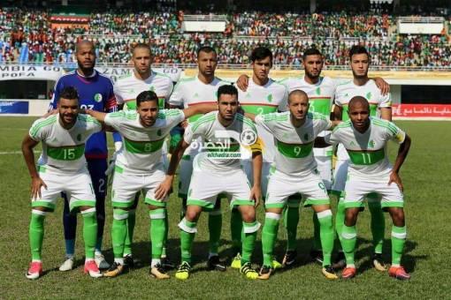 القنوات الناقلة لمباراة الجزائر و زامبيا اليوم 05-09-2017 Algérie – Zambia 24