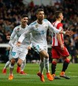 ريال مدريد يسحق ضيفه جيرونا بستة أهداف لثلاثة 27
