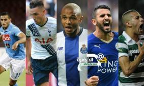 قائمة أبرز اللاعبين الجزائريين المحترفين في أوروبا 36